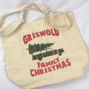 Canvas Tote - Christmas Vacation